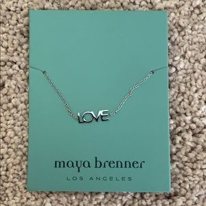 Love Bracelet Silver Maya Brenner